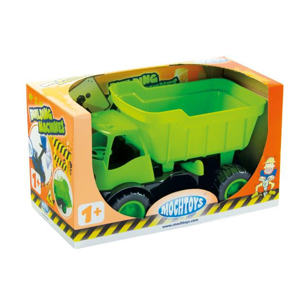 Samochód Active na Gumowych Kołach w Pudełku