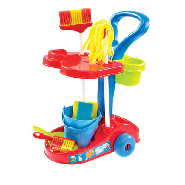 Housework trolley