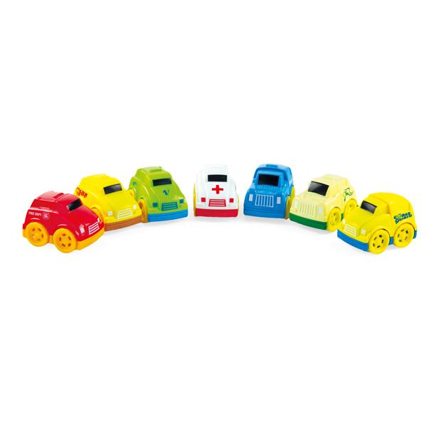 Samochody Małe Mix Bricky