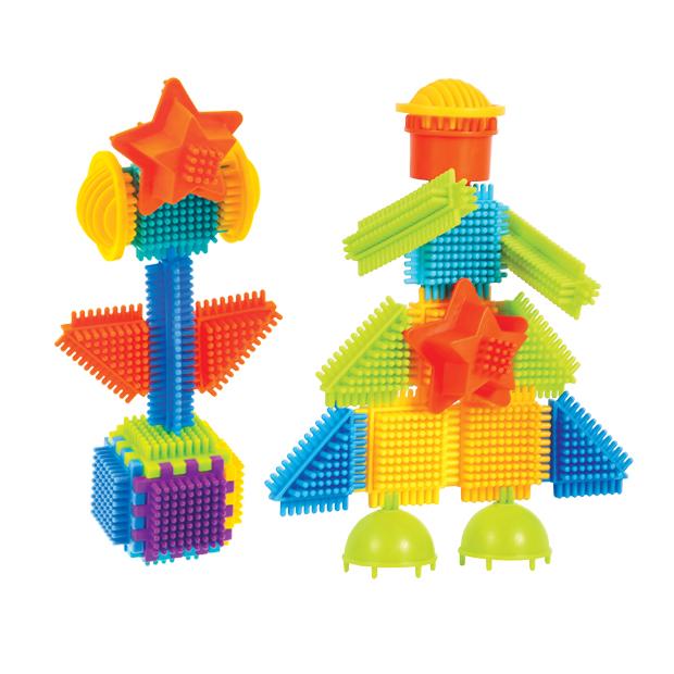 Klocki Pin Bricks 75 el. w Kartoniku