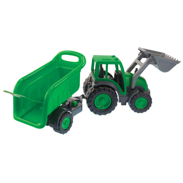 SPRAY LOADER WITH MAX TRAILER