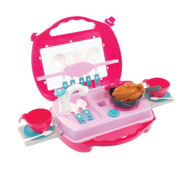 Kitchen Suitcase
