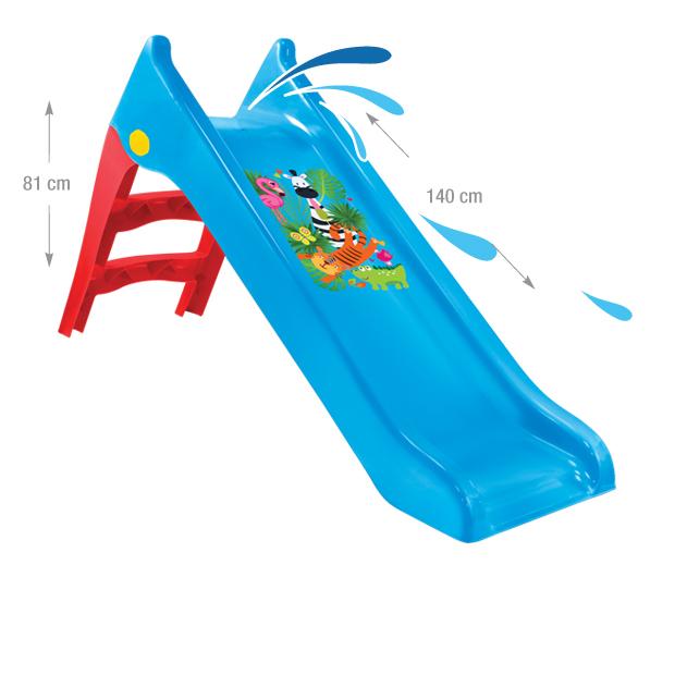 Slide with IML, 140 cm