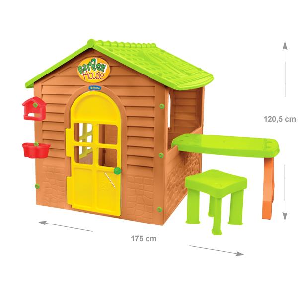 Domek Mały ze Stolikiem